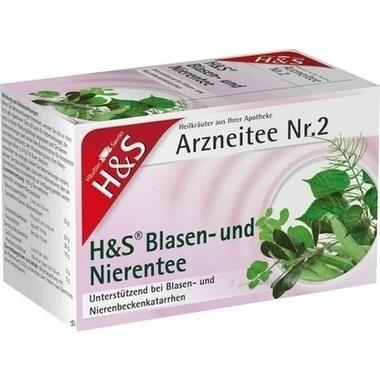 H&S Blasen- u. Nierentee