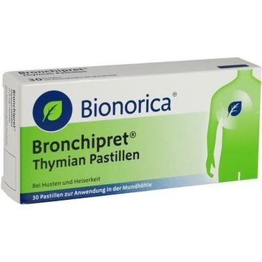 Bronchipret® Thymian Pastillen