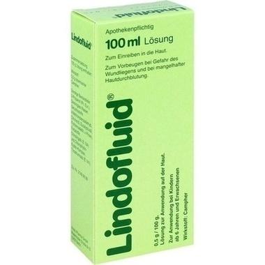 Lindofluid®, 0,5 g/100 g, Lösung zur Anwendung auf der Haut