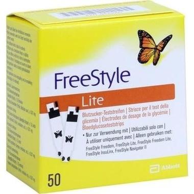 FreeStyle Lite Teststreifen ohne Codieren Abbott Diabetes
