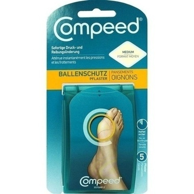 Compeed Ballenschutz