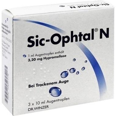 Sic®-Ophtal® N Augentropf.