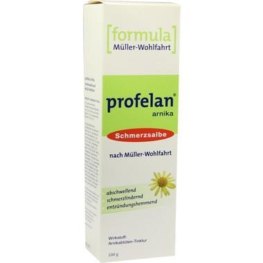 profelan® arnika nach Müller-Wohlfahrt