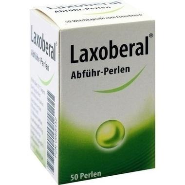 Laxoberal® Abführ-Perlen, 2,5 mg Weichkapseln