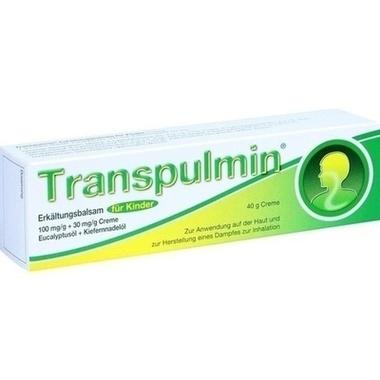 Transpulmin® Erkältungsbalsam für Kinder