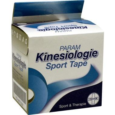 Kinesiologie Sport Tape 5cmx5m Blau