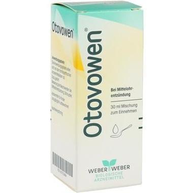 Otovowen®, Mischung zum Einnehmen