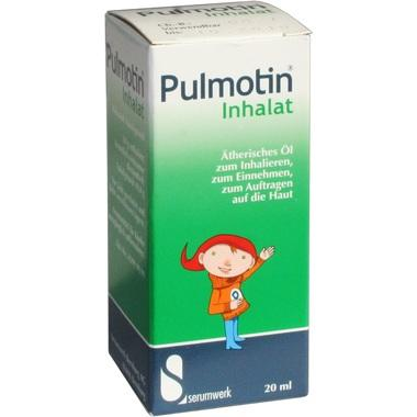 Pulmotin Inhalat
