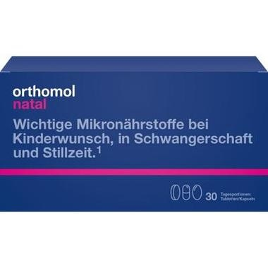 Orthomol Natal® Tabletten + Kapseln