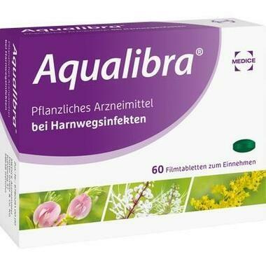 Aqualibra® 80 mg/90 mg/180 mg Filmtabletten