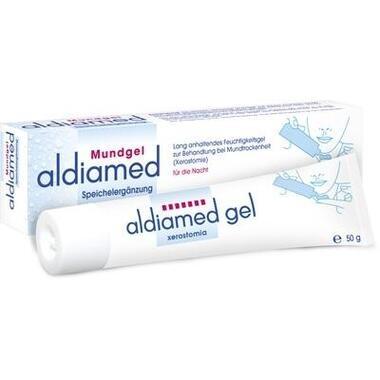 aldiamed Mundgel zur Speichelergänzung