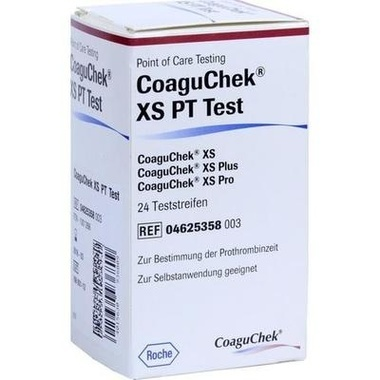 CoaguChek® XS PT Test