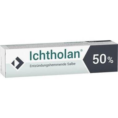 Ichtholan® 50% 50g/100g Salbe
