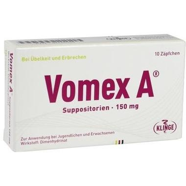 Vomex A® Supp. 150mg