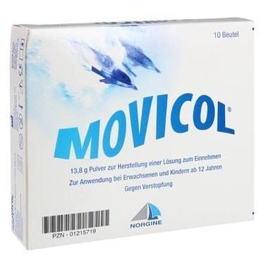 MOVICOL®, Pulv. z. Herstellung einer Lösung zum Einnehmen