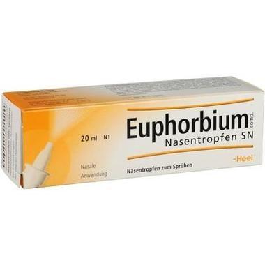 Euphorbium comp. Nasentropfen SN® Nasentropfen