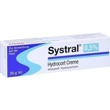 Systral® Hydrocort 0,5% Creme
