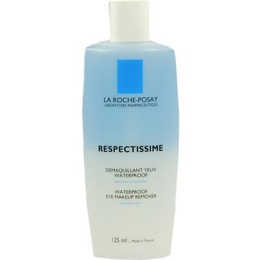 La Roche-Posay Respectissime Augen-Make-up-Entferner Waterproof