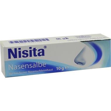 Nisita® Nasensalbe (Apothekenexklusiv)