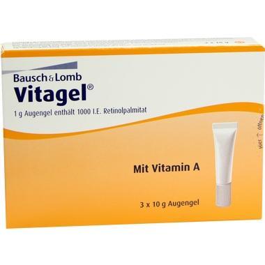 Vitagel® Augengel