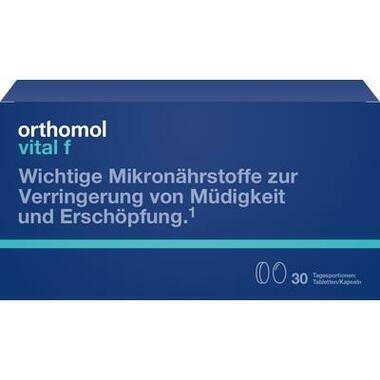 Orthomol Vital f® Tabletten + Kapseln