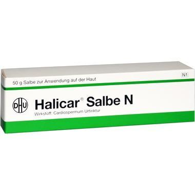 Halicar® Salbe N