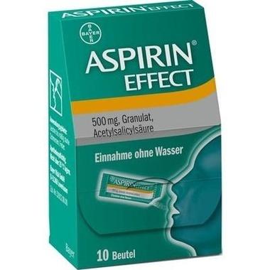 Aspirin® Effect 500 mg Granulat