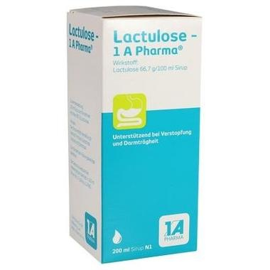Lactulose - 1 A Pharma®, Sirup