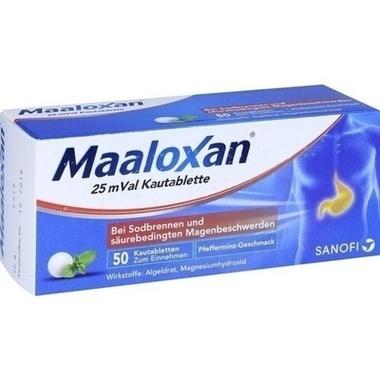 Maaloxan® 25mVal Kautbl.