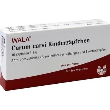 Carum Carvi Wala Kinderzäpfchen