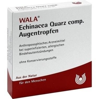 Echinacea / Quarz comp. Wala Augentropfen
