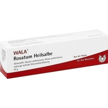Rosatum Wala Heilsalbe