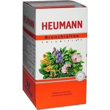 HEUMANN Bronchialtee SOLUBIFIX® T, Teeaufgusspulver