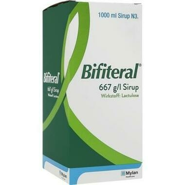 Bifiteral® 667 g/l, Sirup