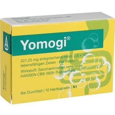 Yomogi®, Kaps.