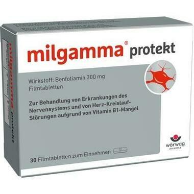 milgamma® protekt 300 mg Filmtbl.