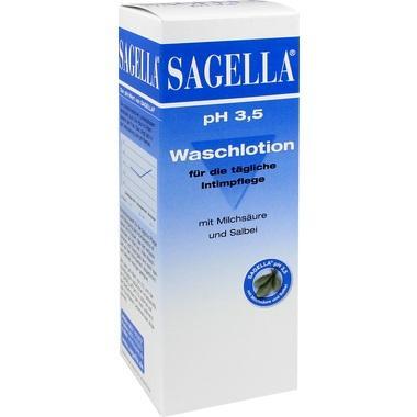 Sagella® pH 3,5 Waschemulsion