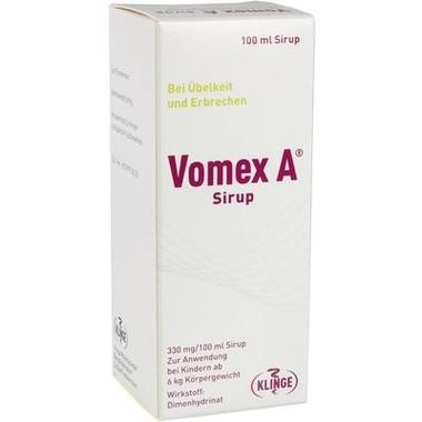 Vomex A® Sirup 330mg/100 ml