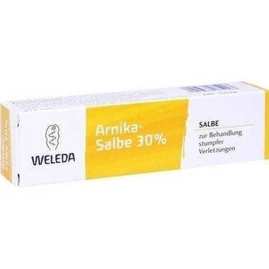 Arnika-Salbe 30% Weleda