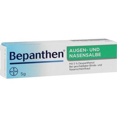 Bepanthen® Augen- und Nasensalbe