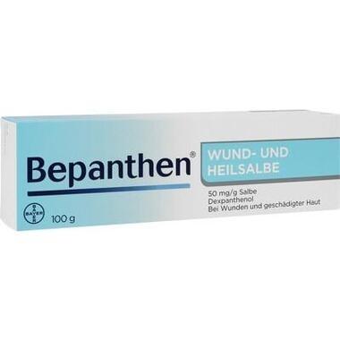 Bepanthen® Wund- u. Heilsalbe