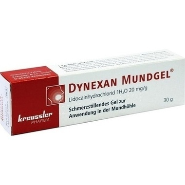 DYNEXAN Mundgel®, 2% Gel