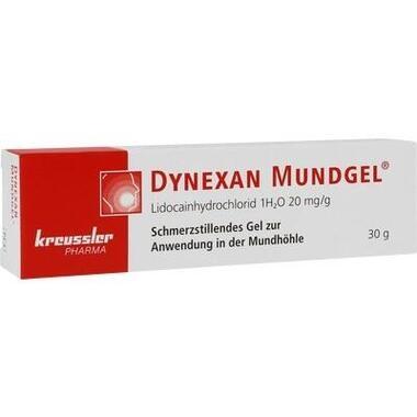 DYNEXAN Mundgel®, 2% Gel