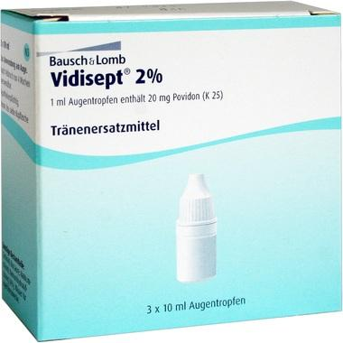 Vidisept® 2% Augentropfen