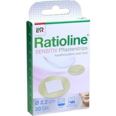 Ratioline® sensitive Pflasterstrips