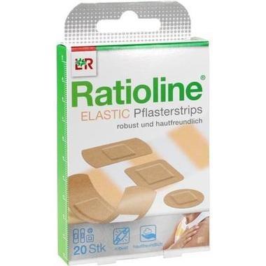 Ratioline® elastic Pflasterstrips