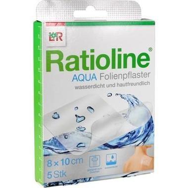 Ratioline® aqua Duschpflaster