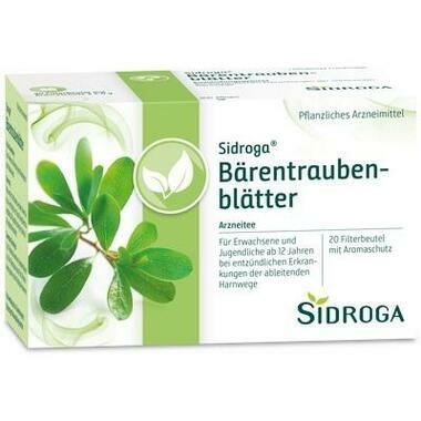 Sidroga Bärentraubenblätter Filterbtl.