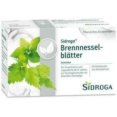 Sidroga Brennesselblättertee Filterbeutel
