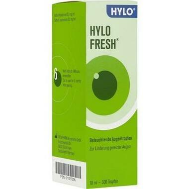 HYLO®-FRESH, Augentropfen (ohne Konservierungsmittel)